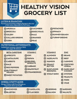 HealthyVisionGroceryList