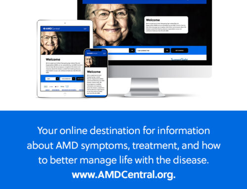 New Website for People Impacted by Age-Related Macular Degeneration Launched by Patient Advocacy Groups